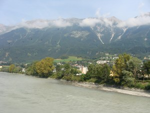 "Innsbruck means ""Bridge over the River Inn"" in old German"
