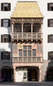 The Goldenes Dachl